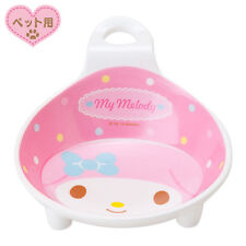 New Cute For My Melody Dog Cat Pet Food Water Bowl Water Dish Feeder Bowl