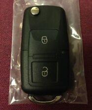 VW SEAT SKODA 2 Buttons Remote Key Fob HLO 1JO 959 753 CT BLADE CUT FREE