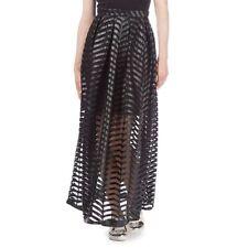 Mesh Maxi Skirts for Women