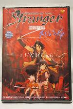 sword of the stranger ntsc import dvd English subtitle