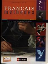 FRANCAIS METHODES  AA.CVV. NATHAN 2012