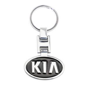 Metal Car Logo Key Chain for Kia Car Emblem Styling Key Ring,for Men Women's Gif
