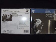 CD BILL EVANS / LIVE AT BLUE NOTE TOKYO 2 / RARE /