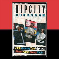 Rip City Rhapsody - Z100 Morning Zoo, Portland Trail Blazers - Cassette 1990