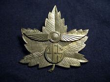 ELEMENTARY FLYING SCHOOL Cap Badge Commonwealth Air Training Plan EFS CANADA