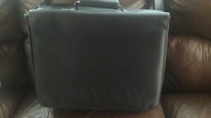 MARY KAY Gray black Large Consultant Shoulder Bag Tote Organizer Make up 17X14X5