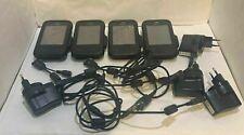 Lot of 4 pda phones pidion bluebird bm-170. windows mobile, gps, camera.