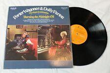 Porter Wagoner /  Dolly Parton – Burning The Midnight Oil, Vinyl LP, RCA