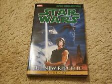MARVEL EPIC COLLECTION - STAR WARS THE NEW REPUBLIC VOL. 4 TPB - OOP & RARE!
