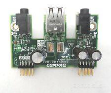 Compaq Audio/USB Front I/O Board Evo D510 CMT D310 CMT 284247-001