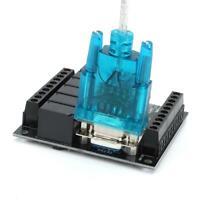 10-28V PLC Module FX1N-14MR Industrial Control Board PLC Programmable Controller