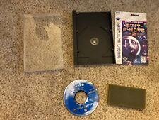 Bust-A-Move 2: Arcade Edition for Sega Saturn 1996 Taito CIB Bubble Bobble