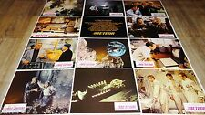 METEOR ! sean connery jeu 12 photos cinema lobby cards fantastique 1979