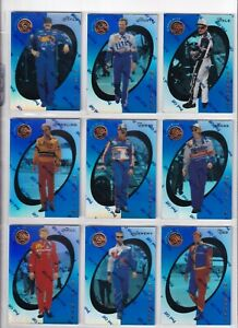 1997 Pinnacle Certified MIRROR BLUE PARALLEL #6 Mark Martin SWEET & SCARCE