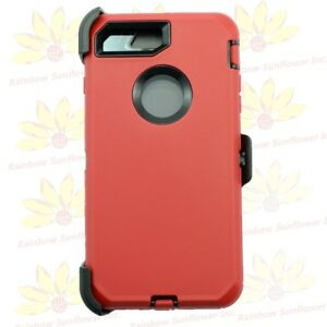 For Apple iPhone 6S/ 7 / 8 Plus Case Cover(Belt Clip Fits Otterbox Defender)