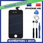 VITRE TACTILE IPHONE 5 ou 4/4S + ECRAN LCD SUR CHASSIS + OUTILS + NOTICE