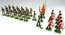 Britains From Set 5189  Cheshire Regiment  28 Figures