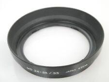 Minolta Gegenlichtblende für MD 24-35 / 3,5 lens hood snap on for MD 3,5/24-35mm