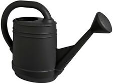 Bloem 2-Gallon Slate Resin Traditional Designed Light Weight Resin Watering Can