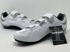 Tommaso Pista 100 Women Spin Class Cycling Shoe Bundle With Compatible C Size 11