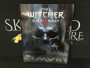 Official Art Book - The Witcher 3: Wild Hunt Collectors Edition (NEW)