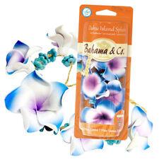 Scented Flower Necklace Odor Eliminating Car Air Freshener - Oahu Island Splash