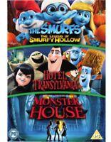Hotel Transilvania / Monster House / Smurfy Hueco DVD Nuevo DVD (CDRP4018)