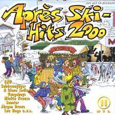 Aprés Ski-Hits 2000 (EMI) E.A.V., Jürgen Drews, Vengaboys, Alice Deejay.. [2 CD]