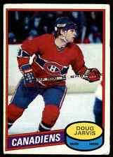 1980-81 O-Pee-Chee Doug Jarvis #76