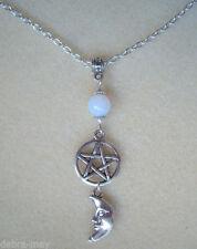 Moonstone Silver Plated Handmade Costume Jewellery