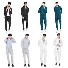 Men's Slim Fit Tracksuit Trousers Top Jogging Sweatpants Gym Sports Pants Jogger