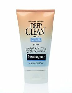 Neutrogena Deep Clean Scrub Gentle 4.2oz