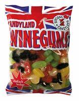 SUNTJENS CANDYLAND WINEGUMS 1000g - Englisch - Weingummi - Fruchtgummi -
