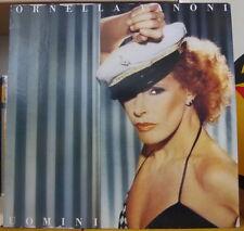 ORNELLA VANONI UOMINI GERMAN PRESS LP ARIOLA  1983