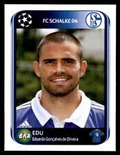 Panini Champions League 2010-2011 Edu FC Schalke 04 No. 120