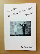Old Time and New Vogue Ballroom Dance Book