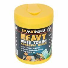More details for smaart 75pk heavy duty tough abrasive wipes 75pk 998146