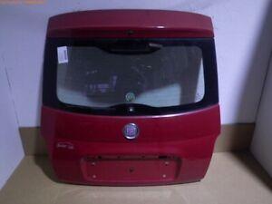 Heckklappe mit Fenster  Fiat 500 (312) 3 Türen Bj. 2008-10-01