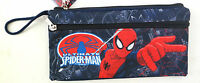 Marvel Ultimate Spider-Man 2 Compartment Pen / Pencil Case NWT
