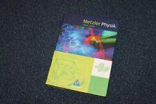 Buch: Metzeler PHYSIK - 4. Auflage hrs. Grehn/Krause ca. 570 Seiten