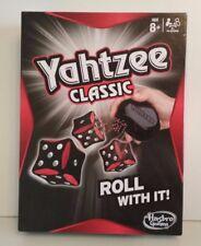 """""""Yahtzee clásico"""" por Hasbro 2012 el juego de dados para toda la familia 100% Completo"""