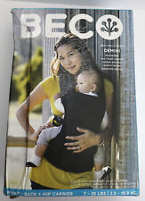 Beco Gemini Baby Carrier 4 in 1 , 7 - 35 Pounds / 3.2 - 15.9 KG Front Back Hip