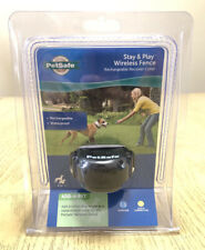 PetSafe Pif00-14288 Stay and Play Wireless Collar for Dogs - New Factory Sealed