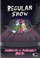 REGULAR SHOW MORDECAI AND MARGARET PACK (DVD, 2014, Includes Insert)