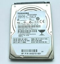 "Toshiba 500GB SATA 2.5"" Internal Hard Drive for Laptop/Notebook/PS3"