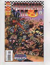 Generation Next #4 NM- 9.2 Marvel Comics Age of Apocalypse Generation X,X-Men