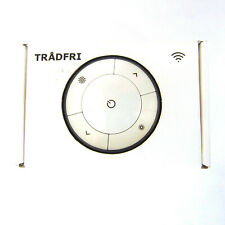 Ikea Tradfri Remote Control Up to 10 Lighting Bulbs Panels New Dimmer 203.033.17