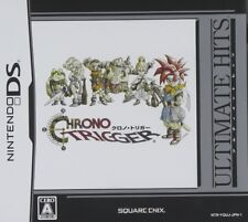 Nintendo DS Chrono Trigger Ultimate Hits Japan NDS NEW F/S