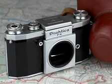 PRAKTICA FX camera body only M42 fully working LEATHER CASE