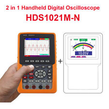 OWON HDS1021M-N Digital Oscilloscope DSO+Multimeter Waveform Record & Replay